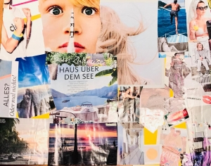 Wünsche-Collage - Create your own vision board Julia Loder
